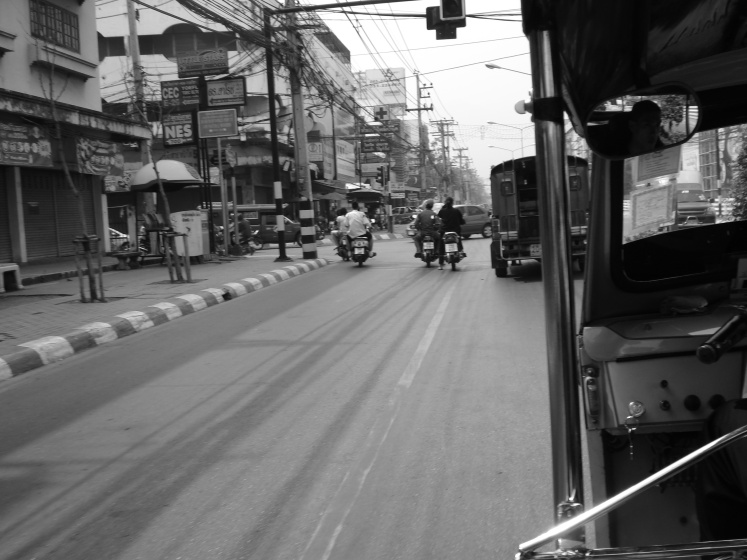 Going for a Ride in Thailand