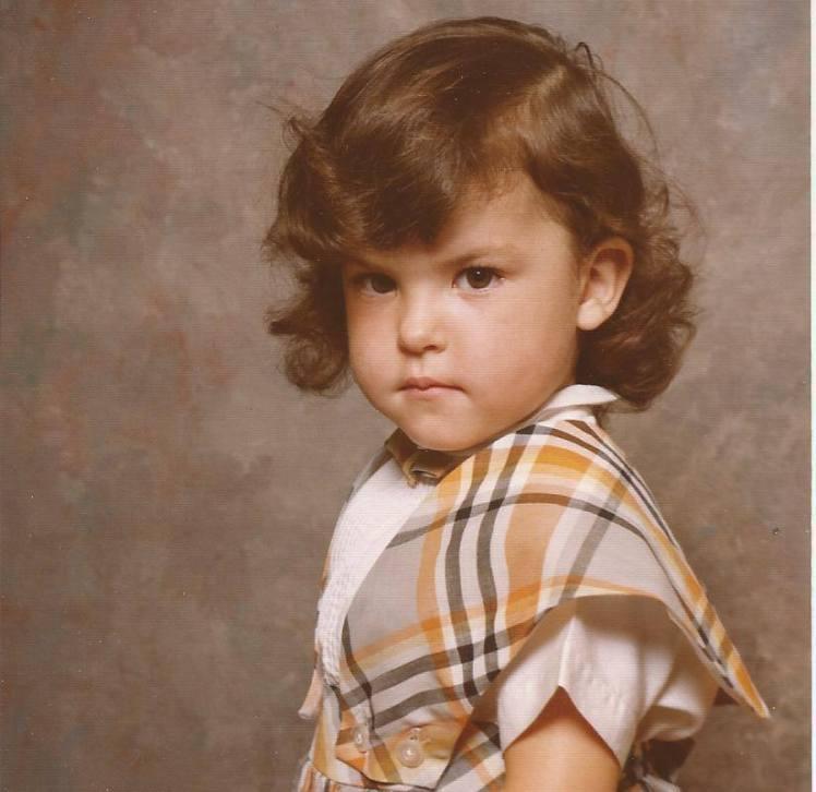 Charish little girl