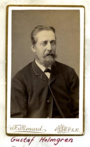 Anders Gustaf Holmgren
