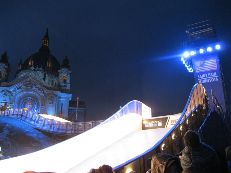 crashed ice st. paul
