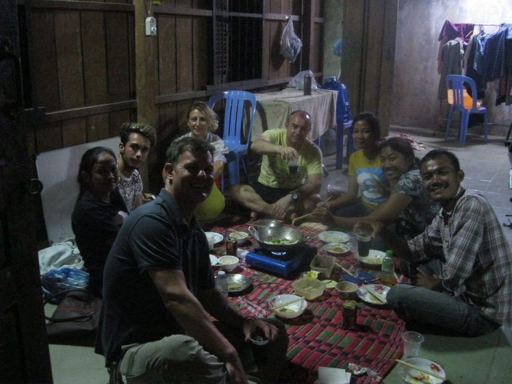 aJoel and cambodian family