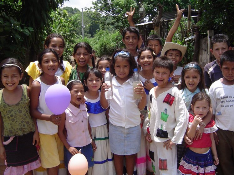GATE Charitable Giving funds wells in South America. Donations are great gifts for travelers.