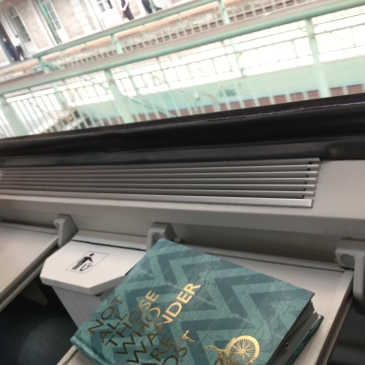 a travel journal makes a great gift for travelers.