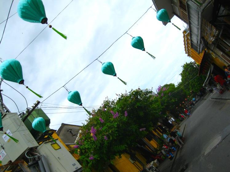 Lanterns in Hoi An. Photo by Charish Badzinski.