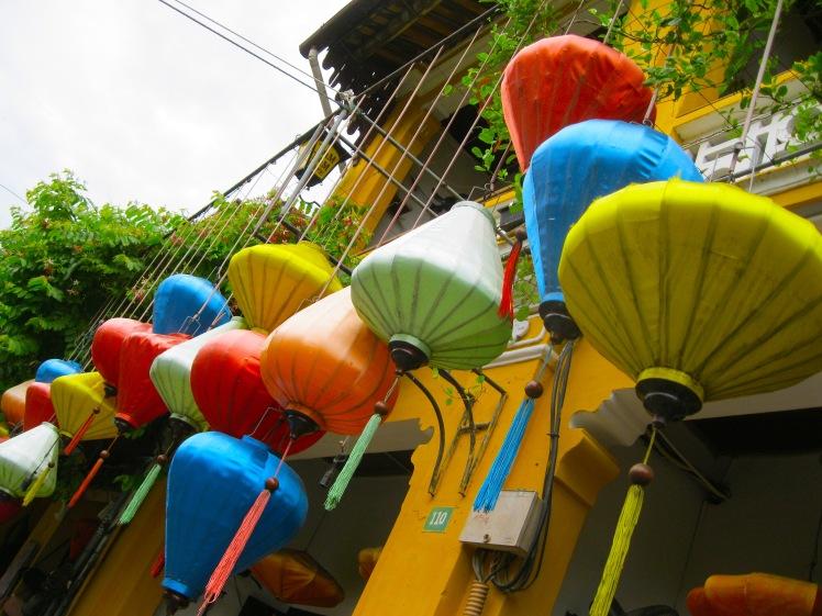 Hoi An, Vietnam lanterns. Photo by Charish Badzinski.
