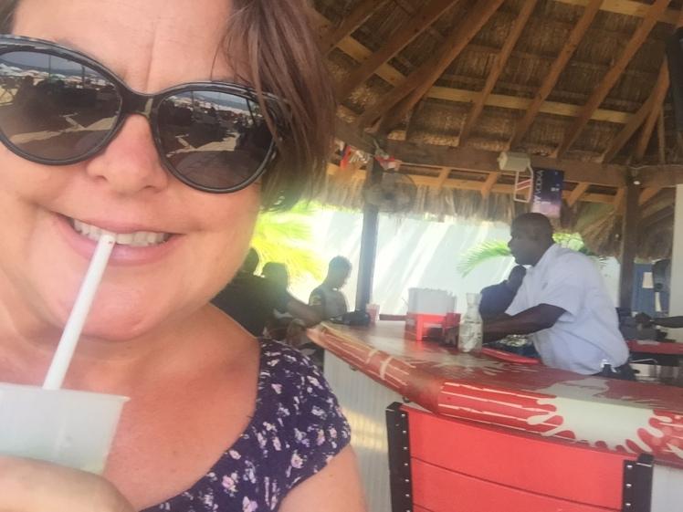 Jamaica bartender flirting