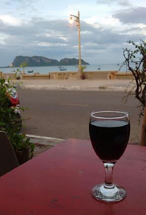 wine on the coast