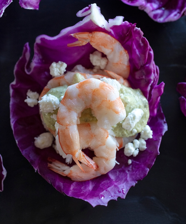 seafood_Shrimp cups with Goat cheese sauce-13 copy